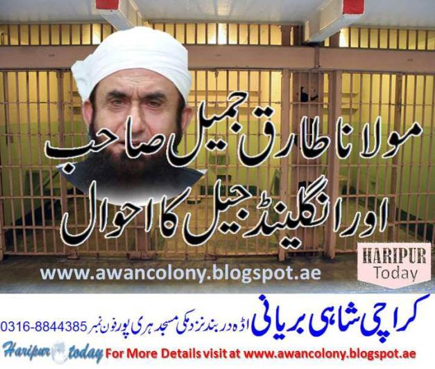 Molana Tariq Jameel Siab