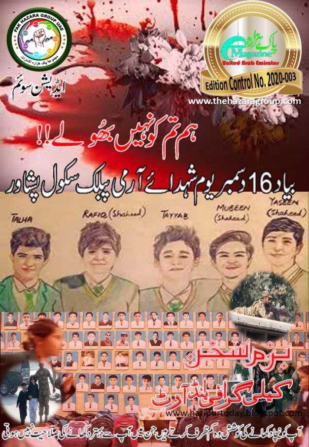 Pak Hazara Group Magzine Edition 2019-0003 1